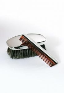 221_Men_s_Comb_and_Brush_Set_Sterling_Silver