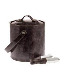 253_Leather_Ice_Bucket
