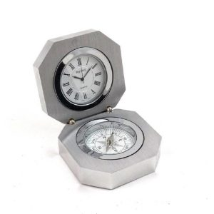 545_Stainless_Steel_Clock_and_Compass.
