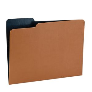 Leather File Folder